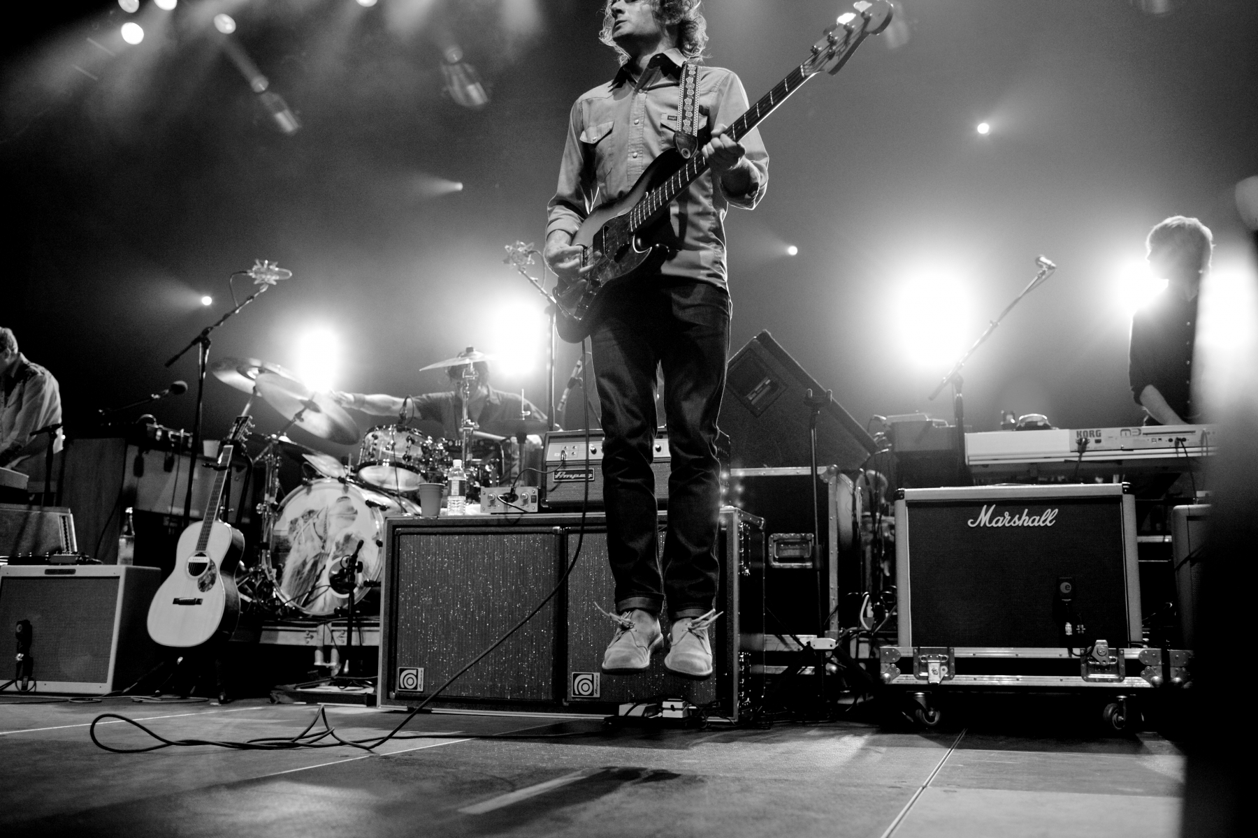 Zoran Orlic: Slideshow of Wilco Photos